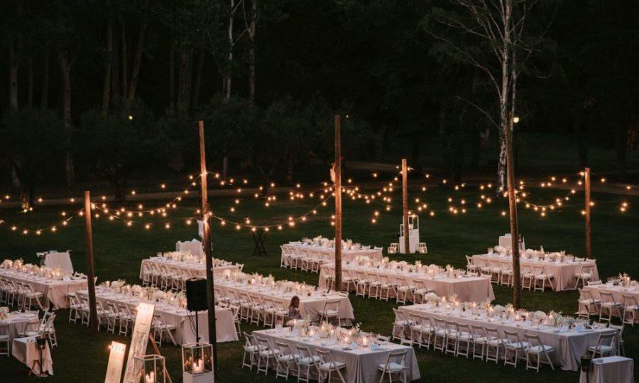 Un casament sota les estrelles